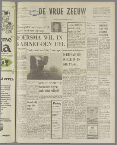 de Vrije Zeeuw 1973-02-28