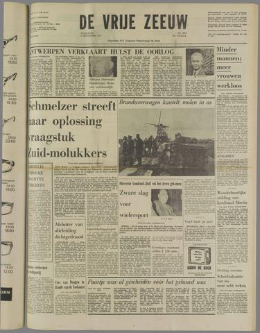 de Vrije Zeeuw 1971-09-08