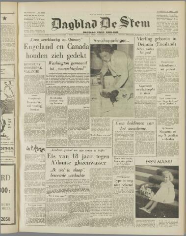 de Stem 1958-09-06