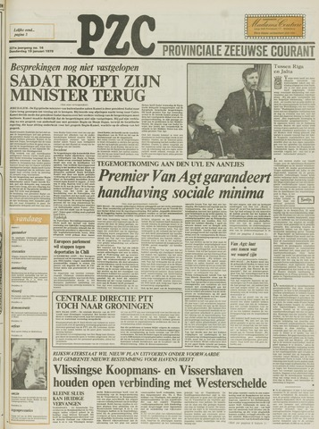 Provinciale Zeeuwse Courant 1978-01-19