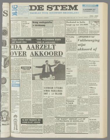 de Stem 1977-11-23