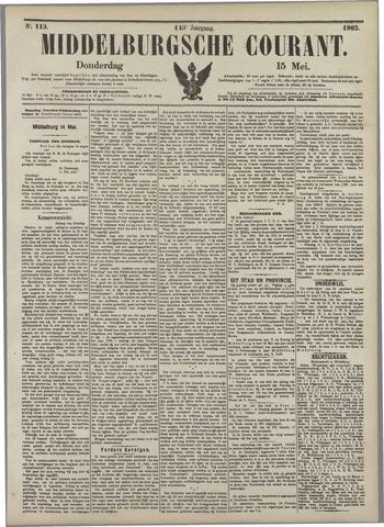 Middelburgsche Courant 1902-05-15