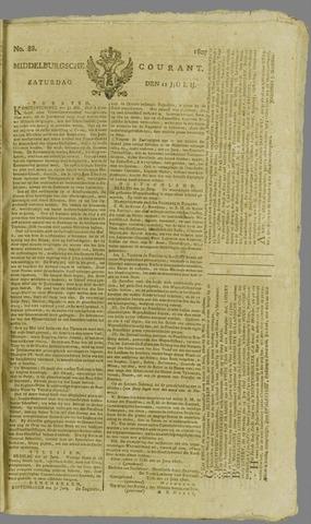Middelburgsche Courant 1807-07-11
