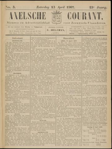 Axelsche Courant 1907-04-13
