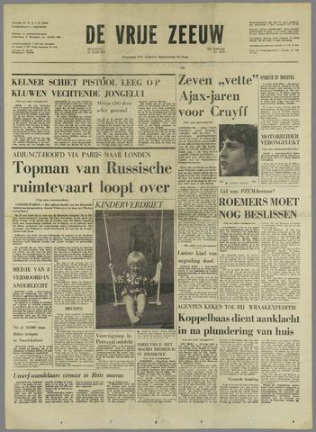 de Vrije Zeeuw 1971-06-21