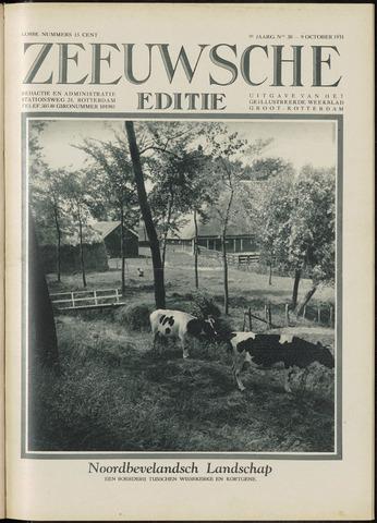 Ons Zeeland / Zeeuwsche editie 1931-10-09