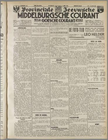Middelburgsche Courant 1936-05-09