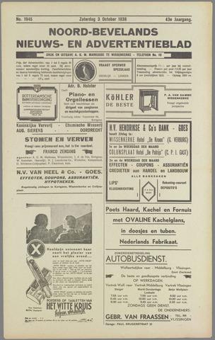 Noord-Bevelands Nieuws- en advertentieblad 1936-10-03