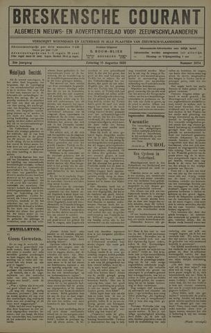 Breskensche Courant 1925-08-15