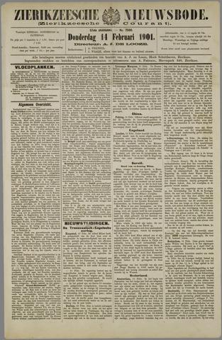 Zierikzeesche Nieuwsbode 1901-02-14