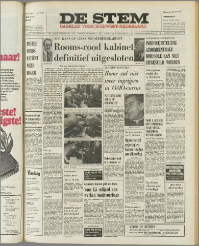 de Stem 1972-12-20