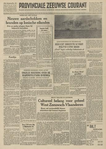 Provinciale Zeeuwse Courant 1953-08-15