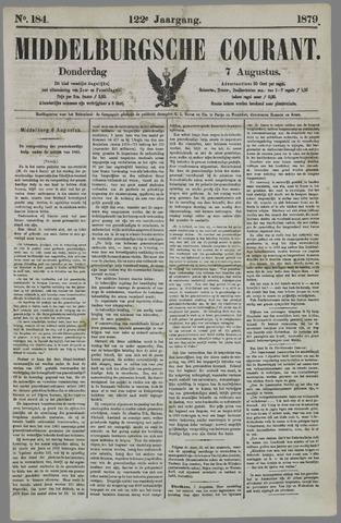 Middelburgsche Courant 1879-08-07