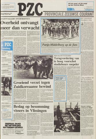 Provinciale Zeeuwse Courant 1987-06-19