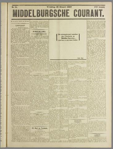 Middelburgsche Courant 1927-03-18