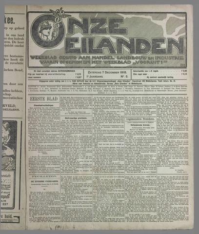Onze Eilanden 1918-12-07