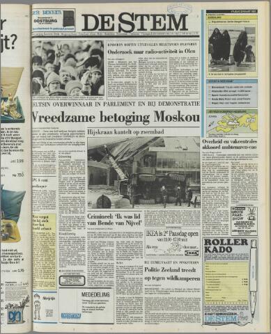 de Stem 1991-03-29
