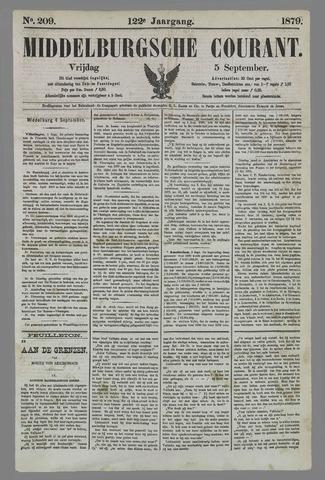 Middelburgsche Courant 1879-09-05