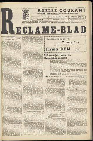 Axelsche Courant 1954-12-01