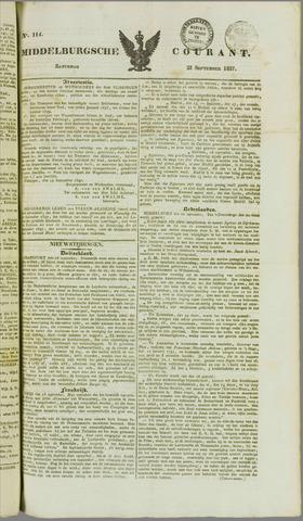 Middelburgsche Courant 1837-09-23