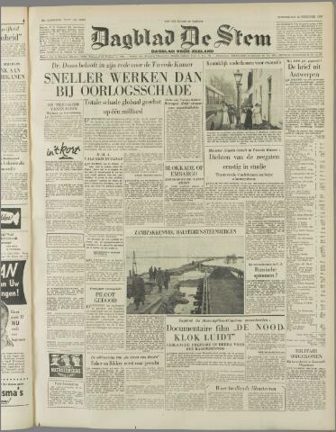 de Stem 1953-02-12
