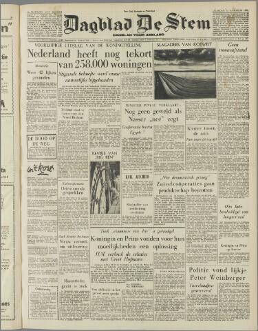 de Stem 1956-08-25