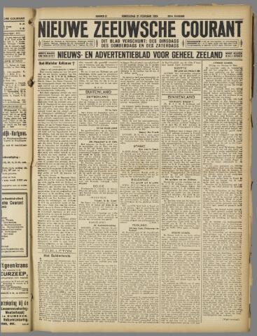 Nieuwe Zeeuwsche Courant 1924-02-21