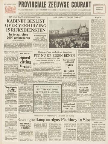 Provinciale Zeeuwse Courant 1967-11-08