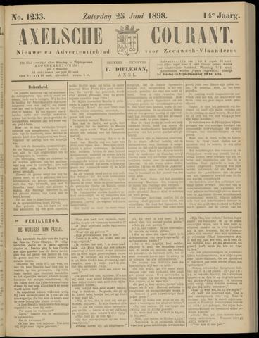 Axelsche Courant 1898-06-25