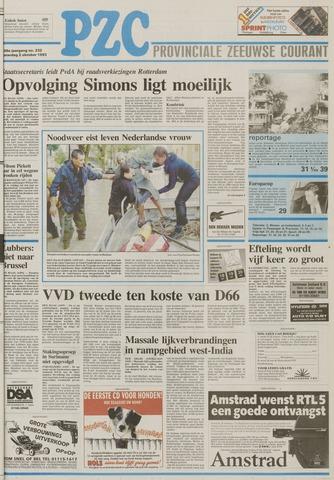 Provinciale Zeeuwse Courant 1993-10-02