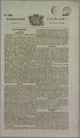 Goessche Courant 1837-12-22