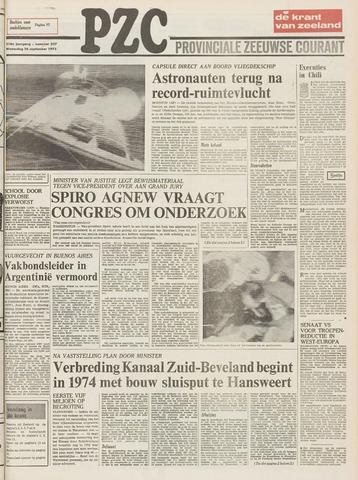 Provinciale Zeeuwse Courant 1973-09-26