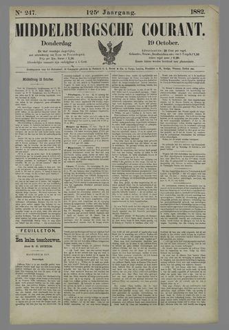 Middelburgsche Courant 1882-10-19