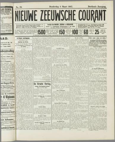 Nieuwe Zeeuwsche Courant 1917-03-08