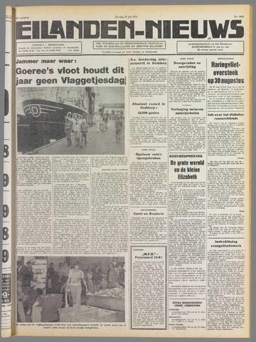 Eilanden-nieuws. Christelijk streekblad op gereformeerde grondslag 1975-07-22