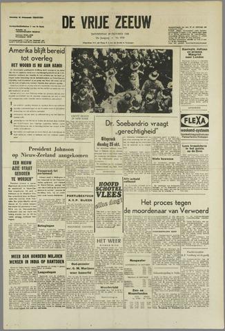 de Vrije Zeeuw 1966-10-20