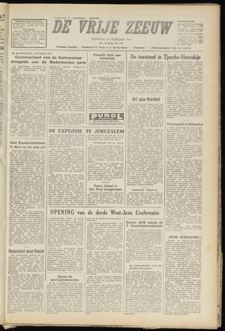 de Vrije Zeeuw 1948-02-24