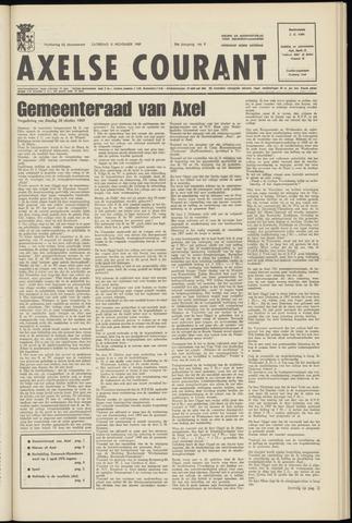 Axelsche Courant 1969-11-08