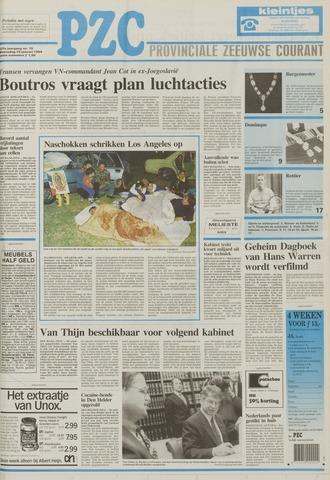 Provinciale Zeeuwse Courant 1994-01-19
