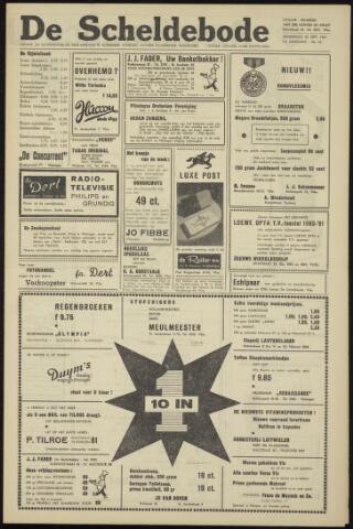 Scheldebode 1960-09-22