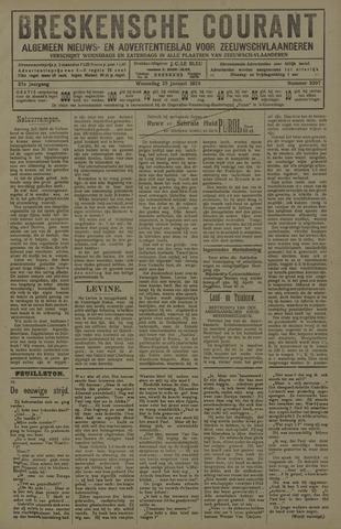 Breskensche Courant 1928-01-25