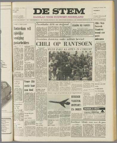 de Stem 1972-10-16