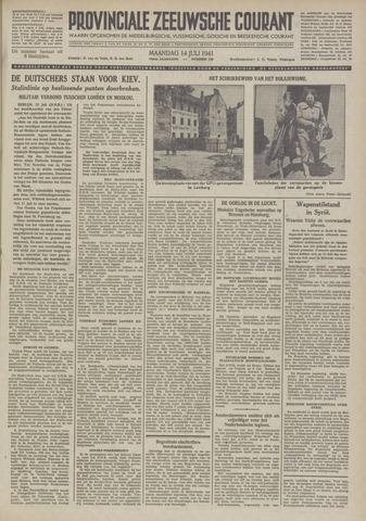 Provinciale Zeeuwse Courant 1941-07-14