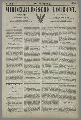 Middelburgsche Courant 1883-08-04