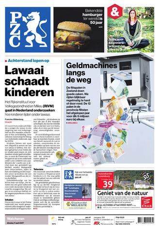 Provinciale Zeeuwse Courant 2017-04-11