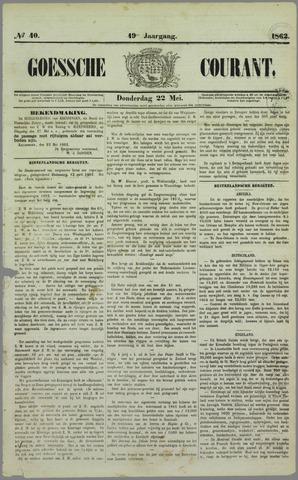 Goessche Courant 1862-05-22