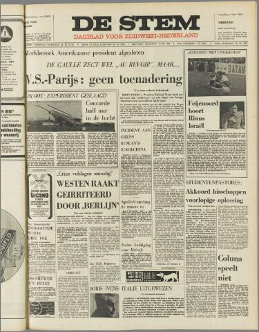 de Stem 1969-03-03