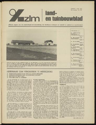Zeeuwsch landbouwblad ... ZLM land- en tuinbouwblad 1972-06-09