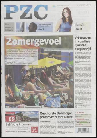 Provinciale Zeeuwse Courant 2014-05-19