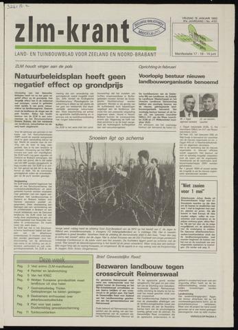 Zeeuwsch landbouwblad ... ZLM land- en tuinbouwblad 1993-01-15